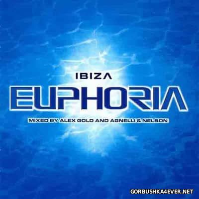 Ibiza Euphoria [2000] / 2xCD / Mixed by Alex Gold and Agnelli & Nelson