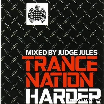[Ministry Of Sound] Trance Nation Harder [2003] / 2xCD / Mixed by Judge Jules