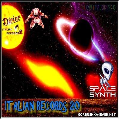 DJ Divine - Divine Italian Records 20 [2017]