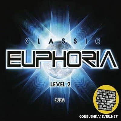 Classic Euphoria Level 2 [2006] / 3xCD / Mixed by Jay Burnett
