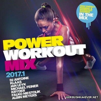 Power Workout Mix 2017.1 [2017] / 2xCD