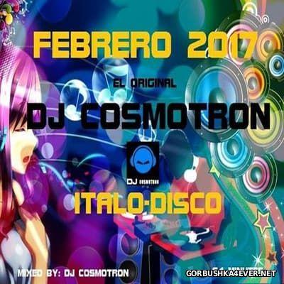 DJ Cosmotron - Febrero NRG Mix 2017.2