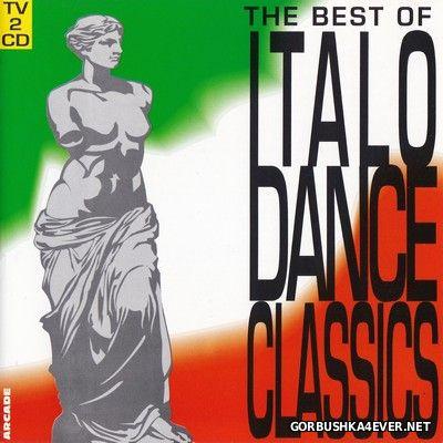 [Arcade] The Best Of Italo Dance Classics [1993] / 2xCD