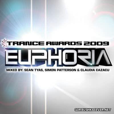 Euphoria Trance Awards [2009] / 3xCD / Mixed Sean Tyas, Simon Patterson & Claudia Cazacu
