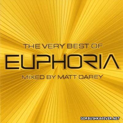 The Very Best Of Euphoria [2002] / 2xCD / Mixed by Matt Darey