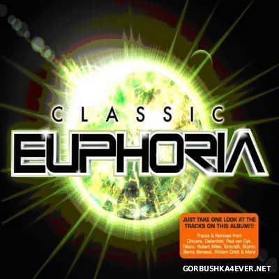 Classic Euphoria [2006] / 3xCD / Mixed by Dave Turner