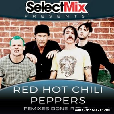 Red Hot Chili Peppers - Select Mix [2017]