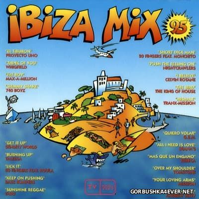 [Max Music] Ibiza Mix 95 [1995] / 2xCD