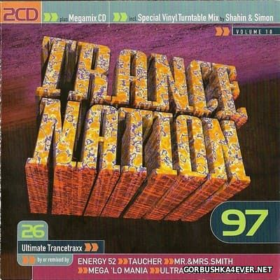 Trance Nation '97 vol 10 [1997] / 3xCD