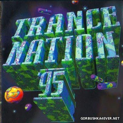 Trance Nation '95 vol 04 [1995] / 3xCD