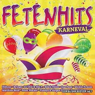Fetenhits - Karneval (Aldi Edition) [2017] / 2xCD
