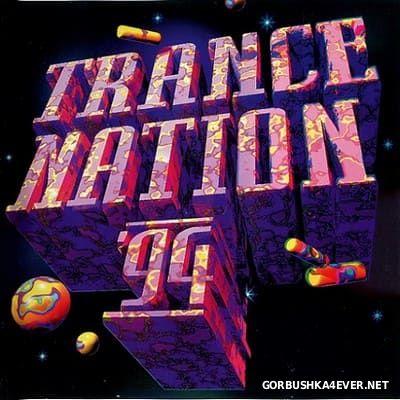 Trance Nation '94 vol 01 [1994] / 3xCD
