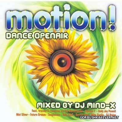 Motion! Dance Open Air [2003] Mixed by DJ Mind-X