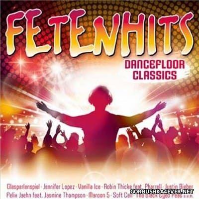 Fetenhits - Dancefloor Classics (Aldi Edition) [2017] / 2xCD