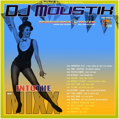 DJ Moustik - Into The Mixx [14/2011]