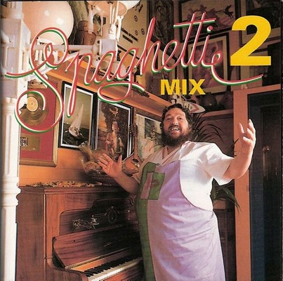 Max Music - Spaghetti Mix II [1993] / 2xCD