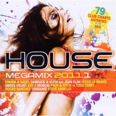 House Megamix 2011.1 / 2xCD