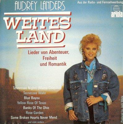 Audrey Landers - Weites Land [1986]