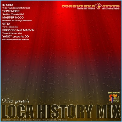 DJ90 - Loca History Mix 09
