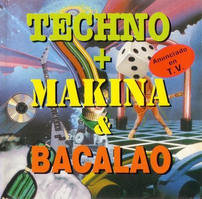 Various Makina Techno - 100% Spanish Happy House