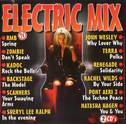 Electric Mix [1997] / 2xCD