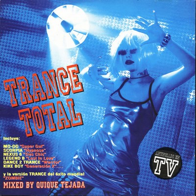 Trance Total [1995] / 2xCD