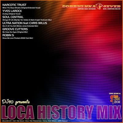 DJ90 - Loca History Mix 07