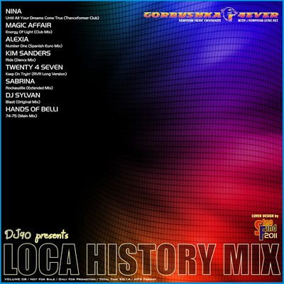 DJ90 - Loca History Mix 08