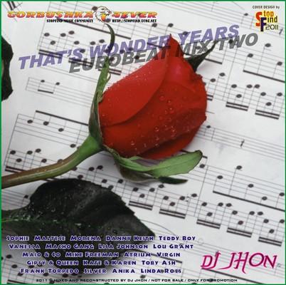 DJ Jhon - That's Wonders Years Eurobeat Mix 02