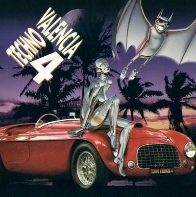 Techno Valencia vol 04 [1993] / 2xCD
