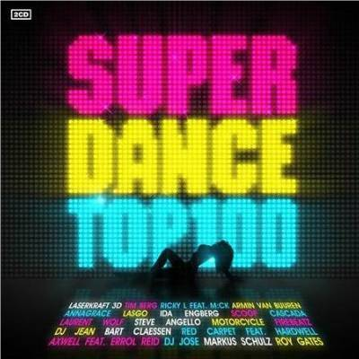 Super Dance Top100 Megamix 2011 / 2xCD