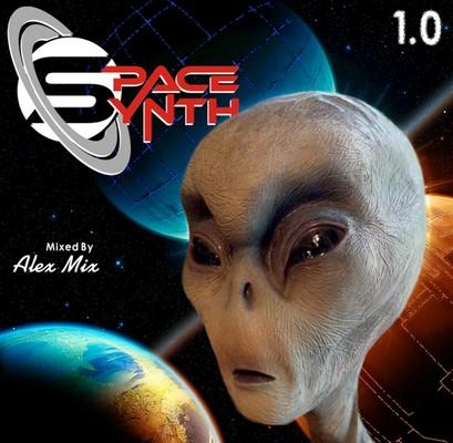 DJ Alex Mix - SpaceSynth Megamix 1.0 [2011]