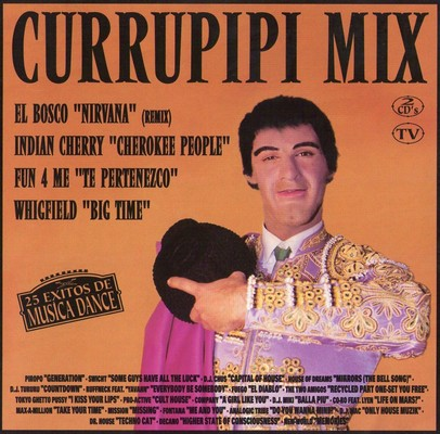 Currupipi Mix [1995] / 2xCD