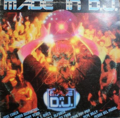 Made In D.J. [1995] / 2xCD