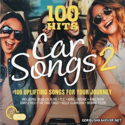 100 Hits - Car Songs 2 [2017] / 5xCD