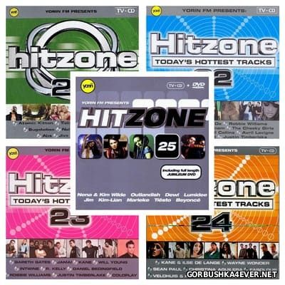 HitZone 21 - 25 [2002-2003] / 5xCD