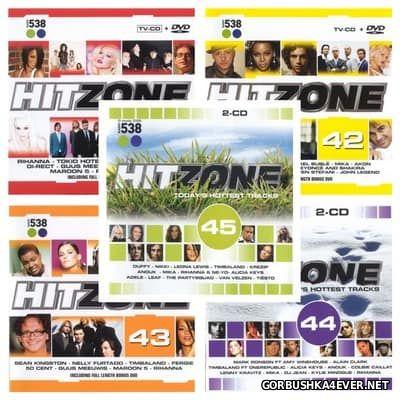 HitZone 41 - 45 [2007-2008] / 7xCD