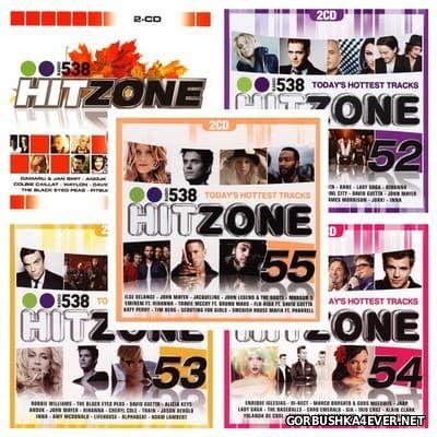 HitZone 51 - 55 [2009-2010] / 10xCD