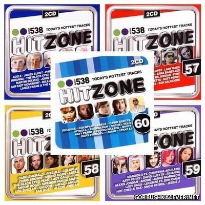 HitZone 56 - 60 [2011-2012] / 10xCD
