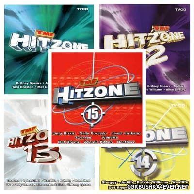 HitZone 11 - 15 [2000-2001] / 5xCD