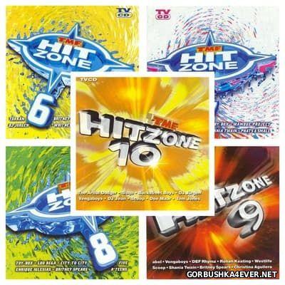 HitZone 06 - 10 [1999-2000] / 5xCD