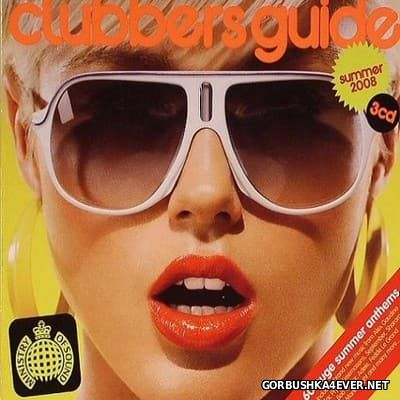 [Ministry Of Sound] Clubbers Guide Summer [2008] / 3xCD