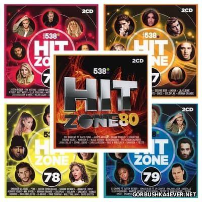 HitZone 76 - 80 [2016-2017] / 10xCD