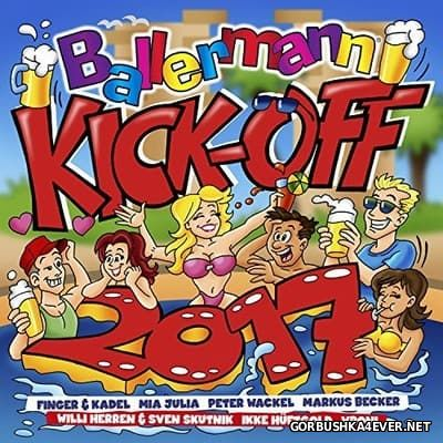 Ballermann - Kick-Off [2017] / 2xCD