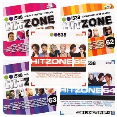 HitZone 61 - 65 [2012-2013] / 10xCD