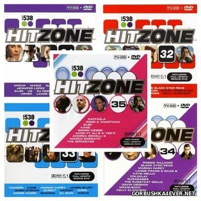 HitZone 31 - 35 [2005-2006] / 5xCD