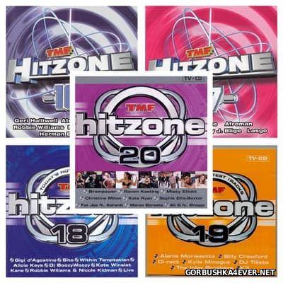 HitZone 16 - 20 [2001-2002] / 5xCD
