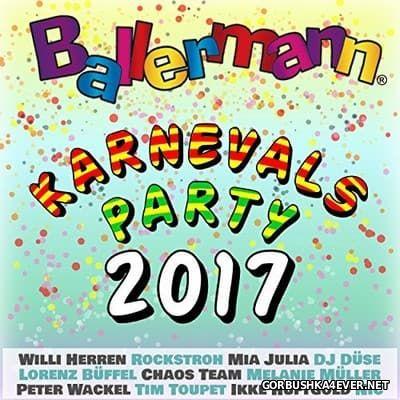 Ballermann Karnevals Party 2017
