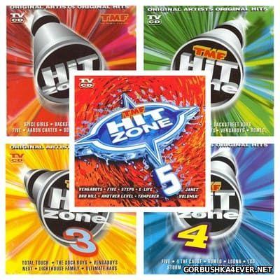 HitZone 01 - 05 [1998-1999] / 5xCD