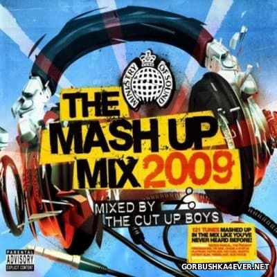 [Ministry Of Sound] The Mash Up Mix [2009] / 2xCD